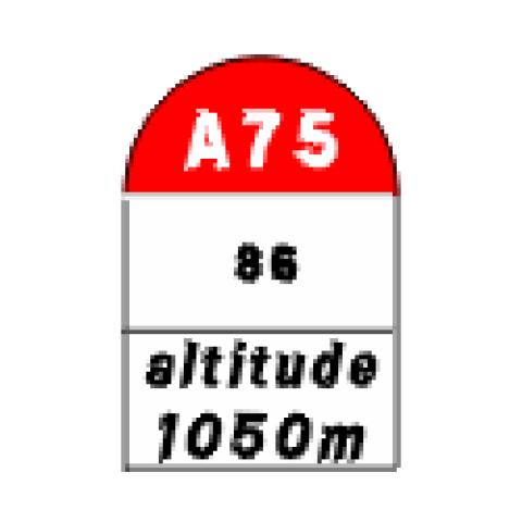 Signalisation : Panneaux de localisation E52b