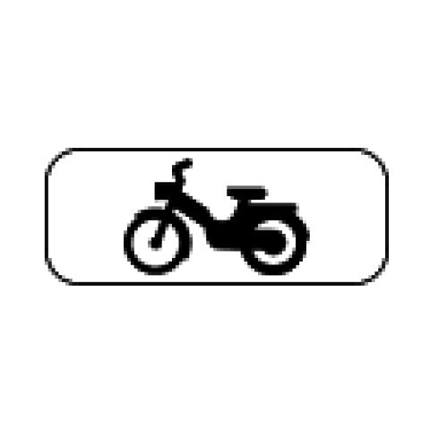 Signalisation : Panonceau M4d2