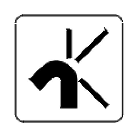 Signalisation : Panonceau M71