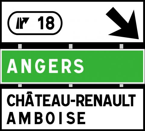 Signalisation avancée de sortie numérotée (D31d)