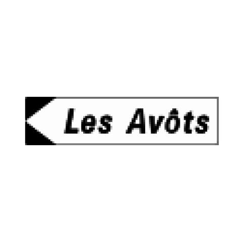 Signalisation : Panneaux de direction D29