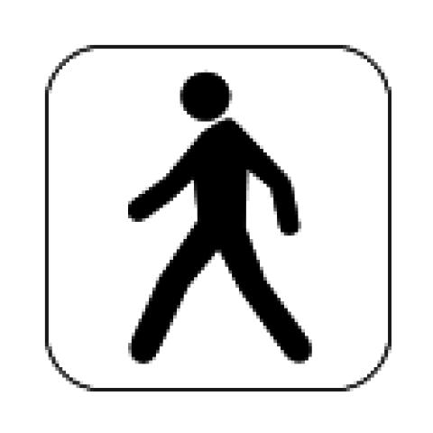 Signalisation : Panonceau M4p