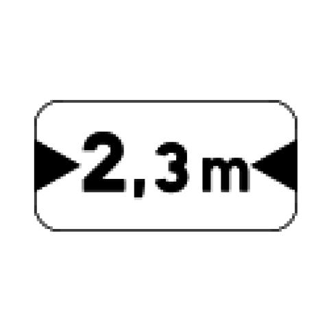 Signalisation : Panonceau M4u