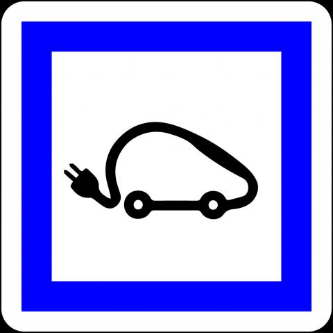Panneau indication de services CE15i